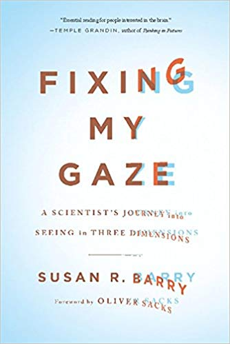 Fixing My Gaze book by Susan Barry