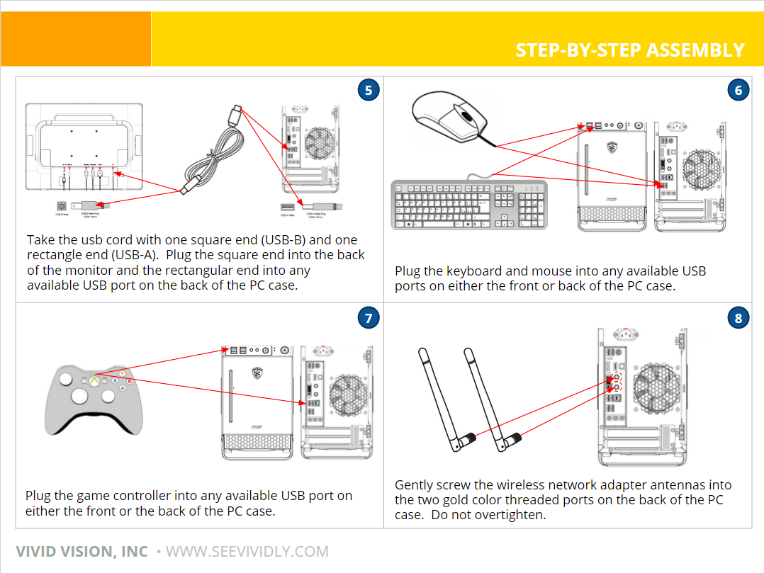 Hardware Assembly Manual Page 5
