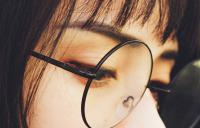 eyeglasses closeup -  high resolution